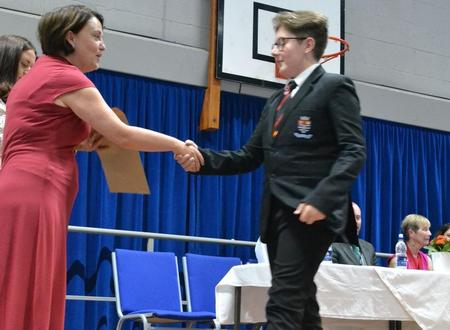 KS3 Prize Giving