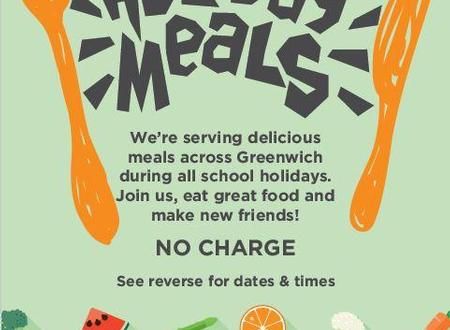 Holiday Meals with Greenwich Borough